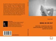 Buchcover von BEING IN OR OUT