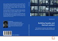 Building façades and thermal comfort的封面