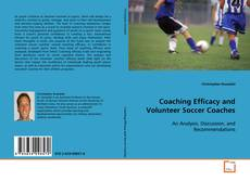 Buchcover von Coaching Efficacy and Volunteer Soccer Coaches