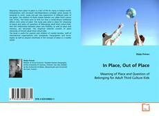 Bookcover of In Place, Out of Place