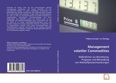 Buchcover von Management volatiler Commodities