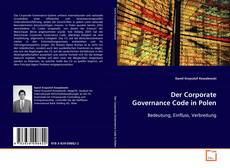 Bookcover of Der Corporate Governance Code in Polen