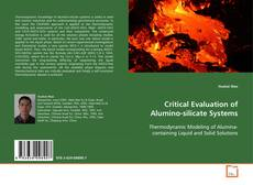 Bookcover of Critical Evaluation of Alumino-silicate Systems
