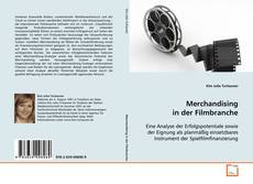 Merchandising in der Filmbranche的封面