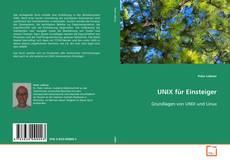 Bookcover of UNIX für Einsteiger