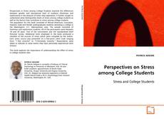 Buchcover von Perspectives on Stress among College Students