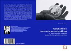 Buchcover von Ganzheitliche Unternehmensentwicklung