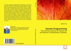 Bookcover of Genetic Programming