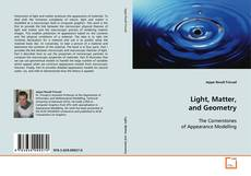 Bookcover of Light, Matter, and Geometry