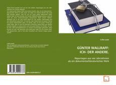 Buchcover von GÜNTER WALLRAFF:ICH- DER ANDERE.