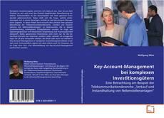 Buchcover von Key-Account-Management bei komplexen Investitionsgütern