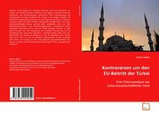 Capa do livro de Kontroversen um den EU-Beitritt der Türkei