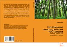 Capa do livro de Entwicklung und Umsetzung nationaler PEFC-Standards