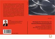 Buchcover von Strategische Vernetzung von Kommunikationsinstrumenten