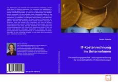 Capa do livro de IT-Kostenrechnung im Unternehmen