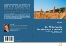 Capa do livro de Der Mittelstand in Mecklenburg-Vorpommern