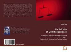 The Fairplay of Civil Disobedience kitap kapağı