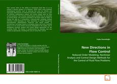 Bookcover of New Directions in Flow Control
