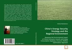 Capa do livro de China's Energy Security Strategy and the Regional Environment