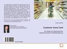 Portada del libro de Customer Score Card