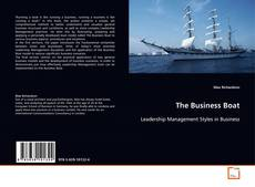 Bookcover of The Business Boat