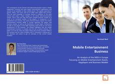 Bookcover of Mobile Entertainment Business