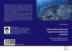 Bookcover of Information Retrieval based on Sentiment Analysis