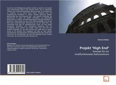 """Projekt """"High End"""" kitap kapağı"""