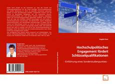 Borítókép a  Hochschulpolitisches Engagement fördert Schlüsselqualifikationen - hoz