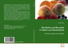 Bookcover of Bio-Markt und Bio-Label in Italien und Deutschland