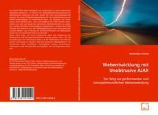 Bookcover of Webentwicklung mit Unobtrusive AJAX