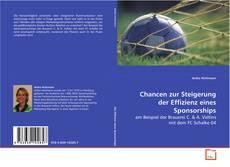 Bookcover of Chancen zur Steigerung der Effizienz eines Sponsorships