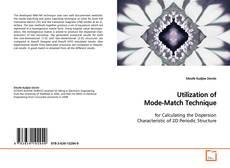 Portada del libro de Utilization of Mode-Match Technique
