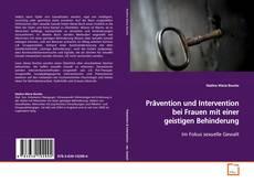 Bookcover of Prävention und Intervention bei Frauen mit einer geistigen Behinderung