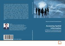 Capa do livro de Accessing Spatial Information