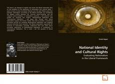 Couverture de National Identity and Cultural Rights