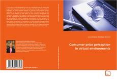 Consumer price perception in virtual environments kitap kapağı