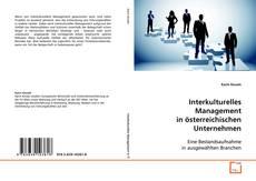Buchcover von Interkulturelles Management in österreichischen Unternehmen