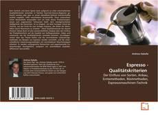 Portada del libro de Espresso - Qualitätskriterien