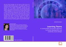 Bookcover of Learning Teams