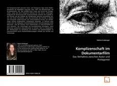Komplizenschaft im Dokumentarfilm的封面