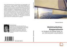 Portada del libro de Hotelmarketing - Kooperationen