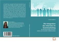 Capa do livro de Die Integration des Internets im Eventmarketing