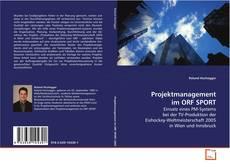 Copertina di Projektmanagement im ORF SPORT