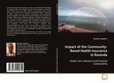 Bookcover of Impact of the Community-Based Health Insurance in Rwanda