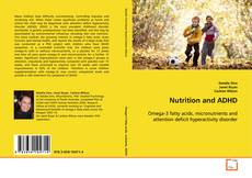 Couverture de Nutrition and ADHD
