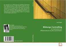 Bookcover of Bildungs-Controlling