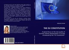 Обложка THE EU CONSTITUTION