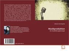 Bookcover of Musikproduktion