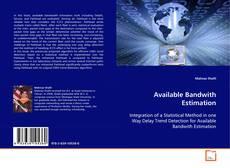 Portada del libro de Available Bandwith Estimation